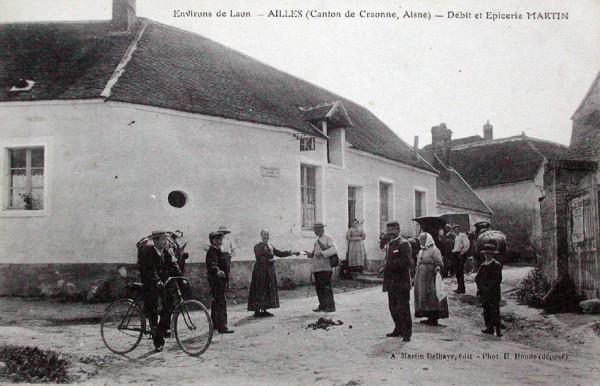 Ailles, un village disparu dans l'Aisne