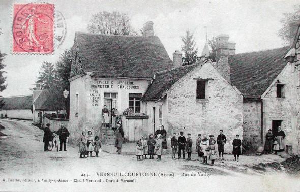 Verneuil-Rue de Vailly