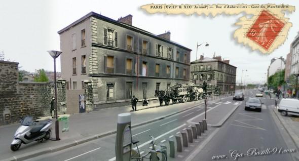 Montage Bastille91 1355675932-Rue-d-aubervilliers-100ans-apres