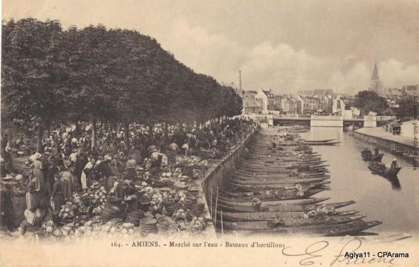 Amiens Hortillons