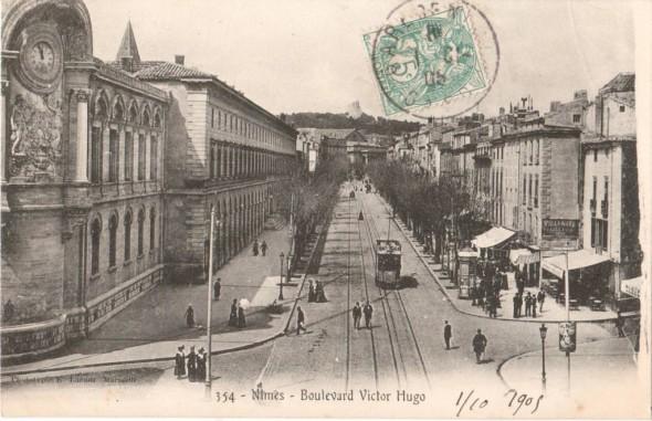 carte-postale-ancienne-NIMES