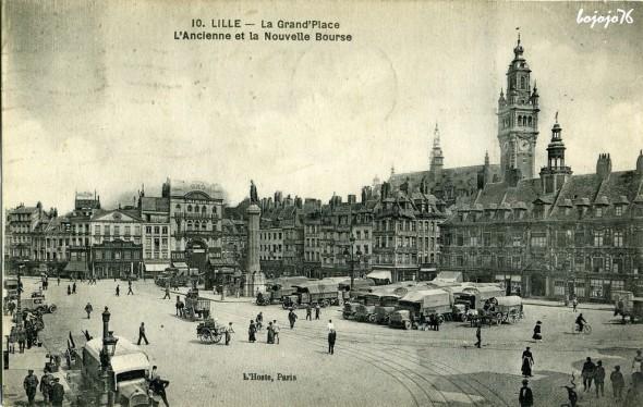 Lille-La-Grand-Place