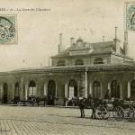 Carte postale de Versailles