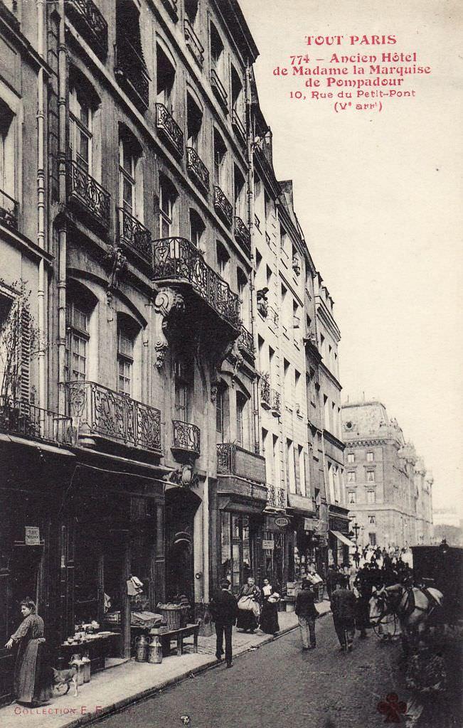 news de paris ve arr page 2 cartes postales anciennes sur cparama. Black Bedroom Furniture Sets. Home Design Ideas