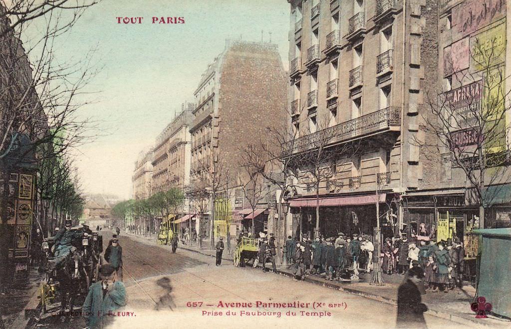 Stunning Faubourg Du Temple Metro Pictures - Joshkrajcik.us ...