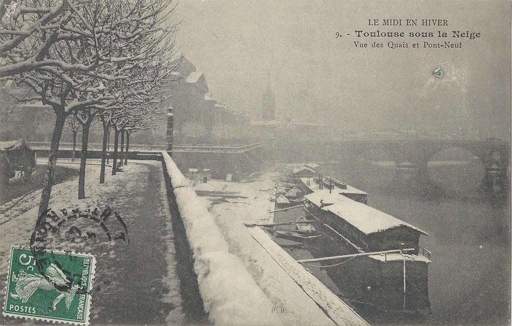 Toulouse garonne les ponts et les quais toulouse for Balade sur la garonne toulouse