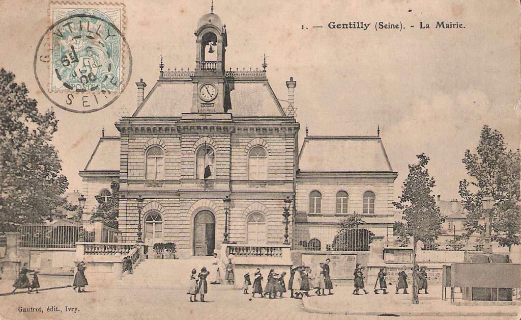 Gentilly 94 Val De Marne Cartes Postales Anciennes