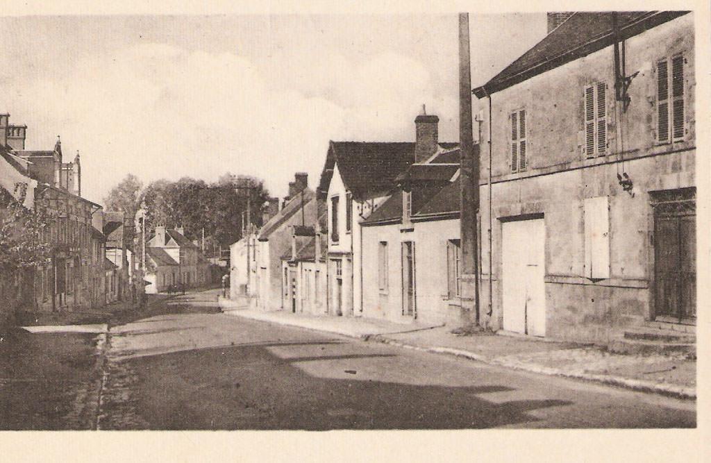 News de 45 loiret page 17 cartes postales anciennes for Route nationale 104