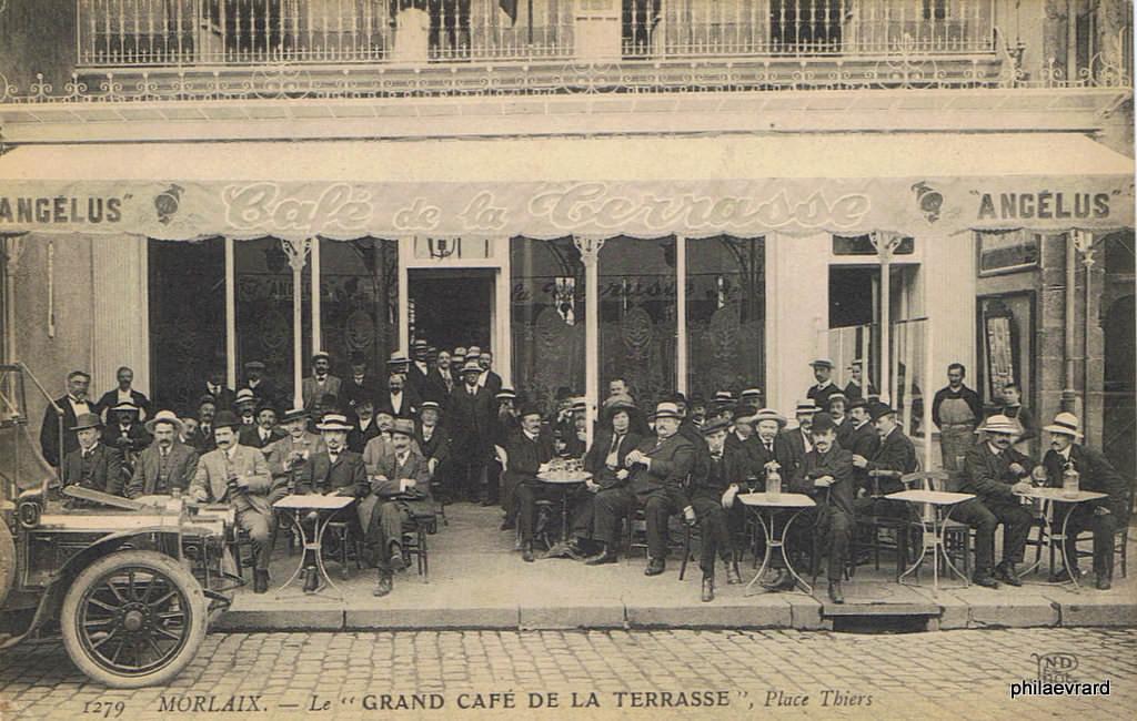 Grand Cafe De La Terrasse Morlaix