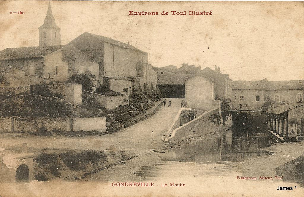 News de 54 meurthe et moselle page 15 cartes for Gondreville 54
