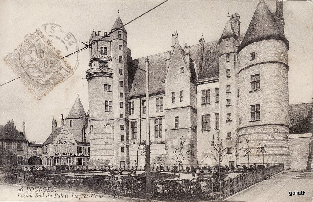 Bourges - Jacques C U0153ur