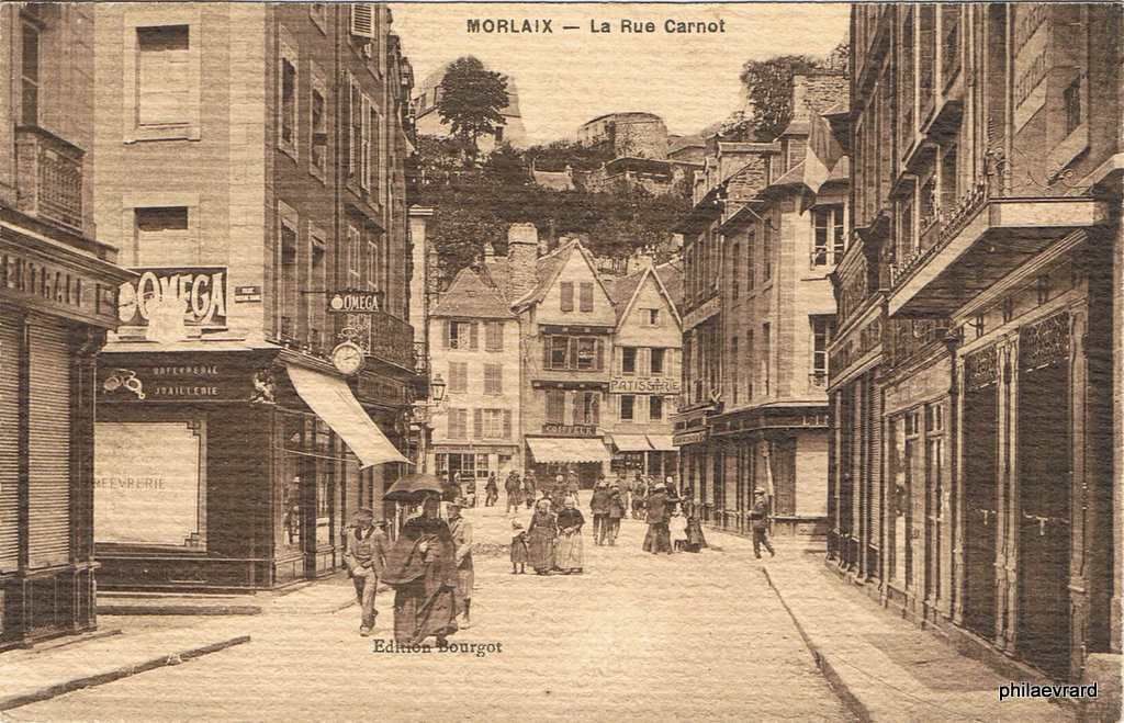 Hotel Rue Carnot Paris