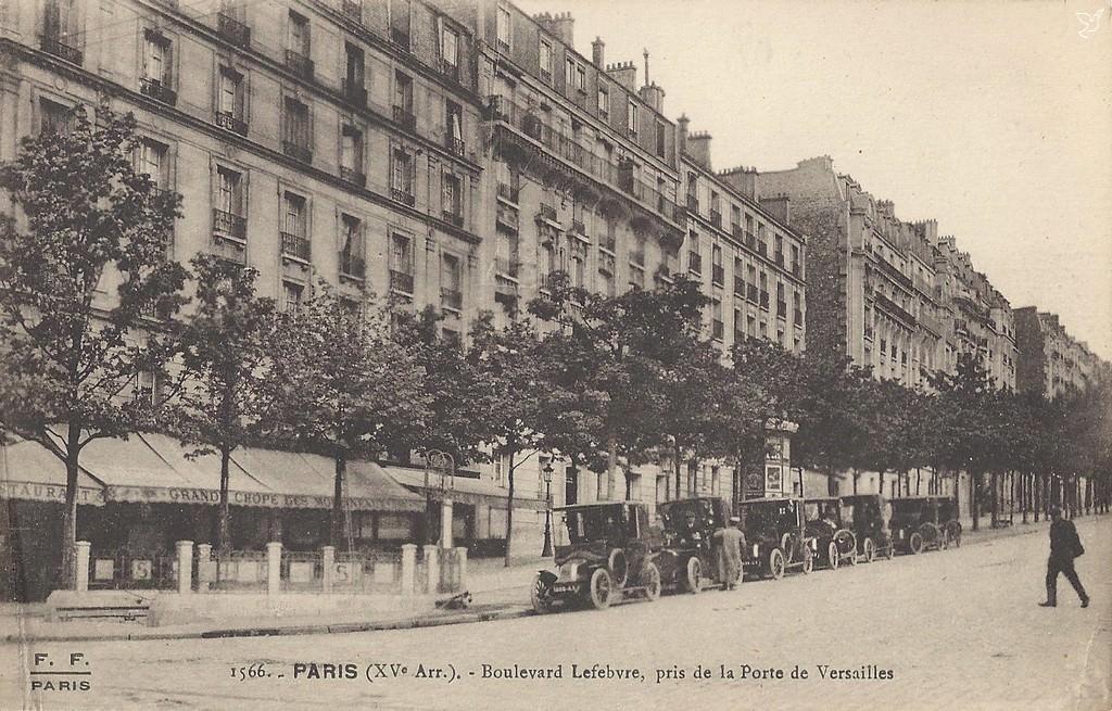 M tropolitain m tro paris 75 paris page 44 - Plan metro paris porte de versailles ...