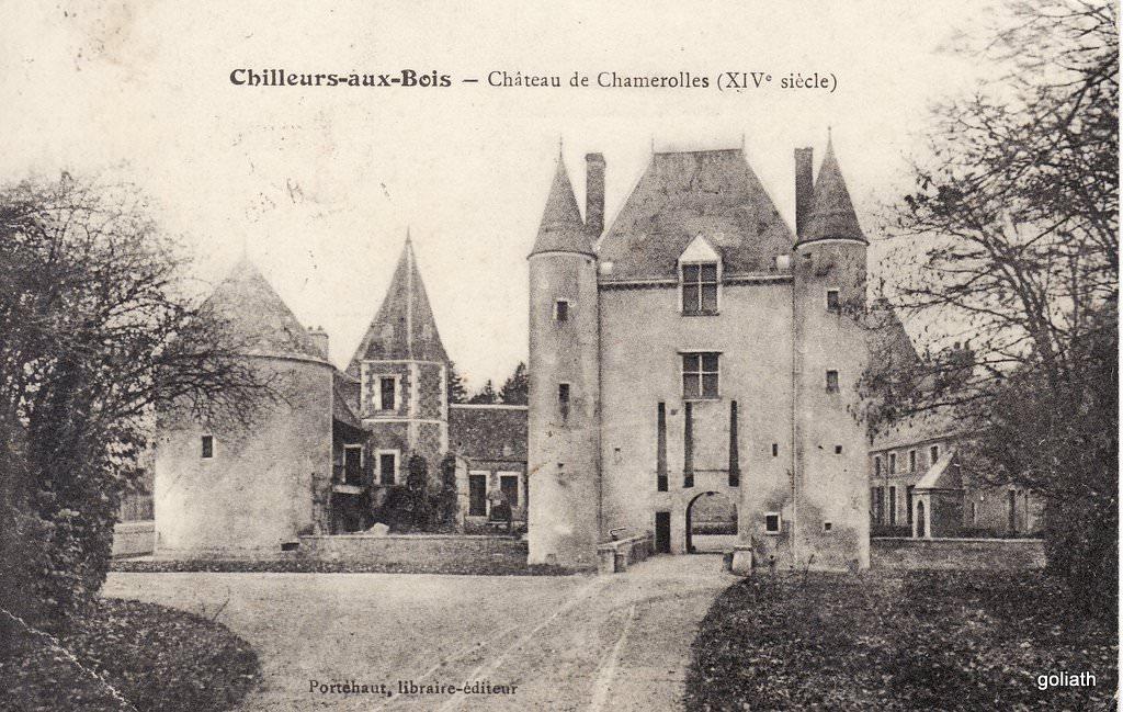 Chilleurs aux Bois 45 Loiret Cartes Postales Anciennes sur CPA # Spa Chilleurs Au Bois