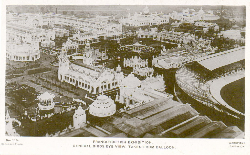1908 londres exposition franco britannique expositions for Chambre de commerce francaise a londres