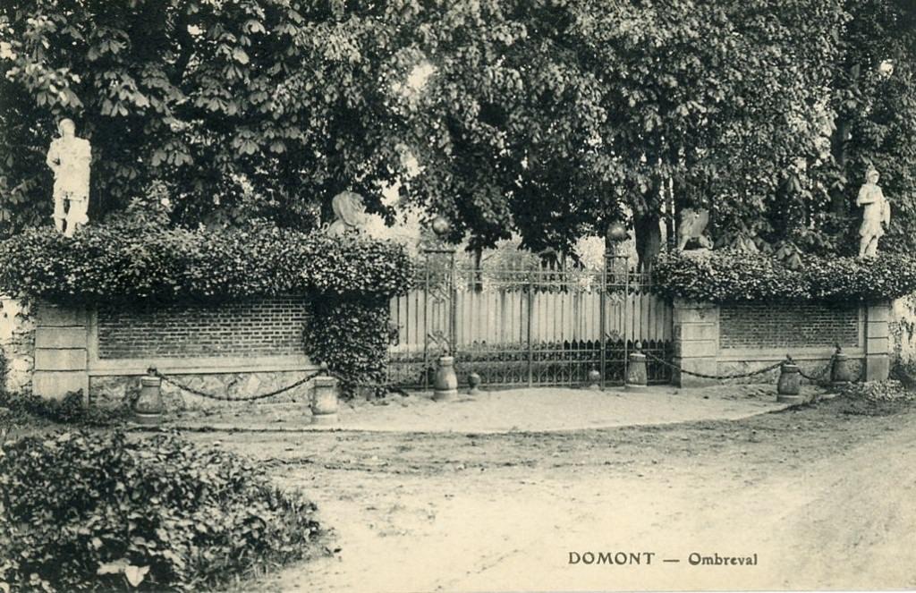 Domont 95 val d 39 oise cartes postales anciennes sur for Domont ile de france