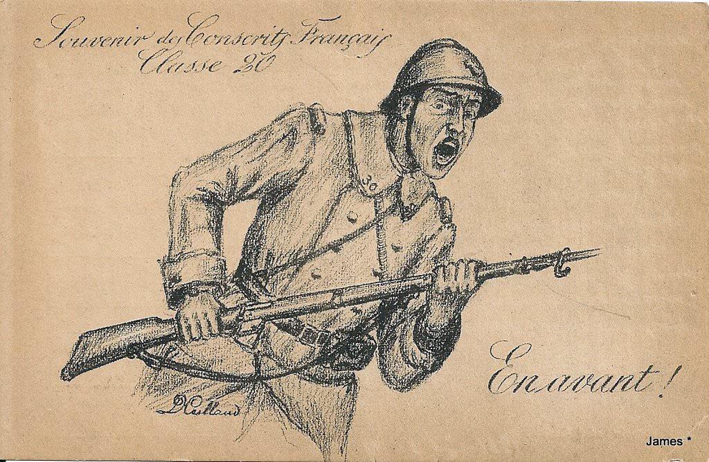 Dissertation sur la guerre 14 18
