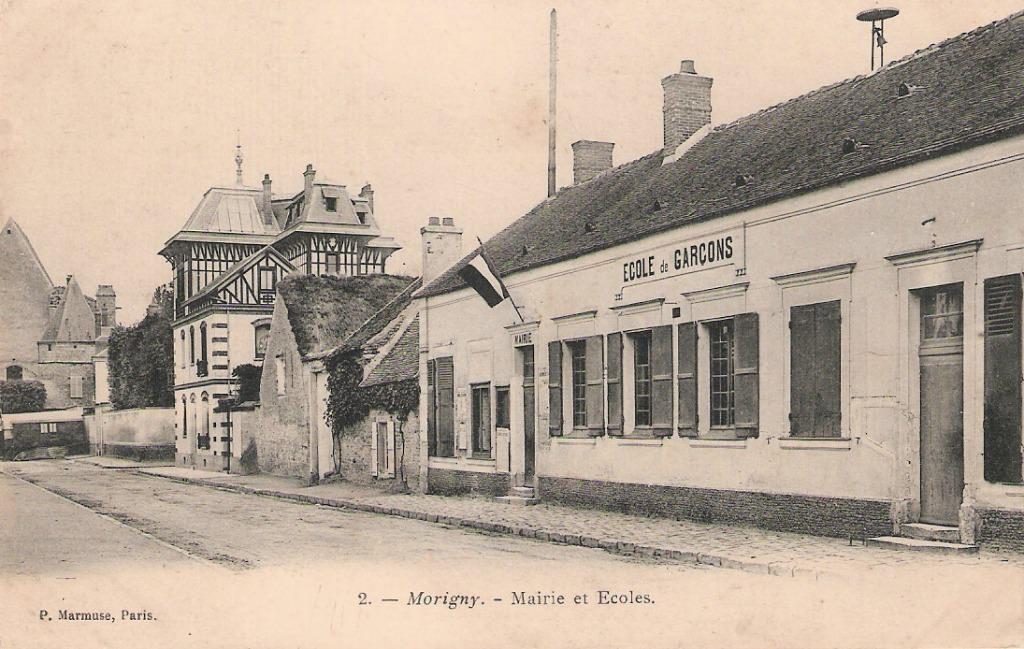 Morigny champigny 91 essonne cartes postales for Garage morigny champigny