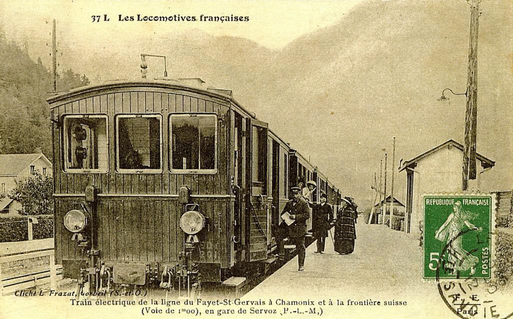 Cartes postales rares (L) de la collection F. Fleury : Trains   Cartes Postales Anciennes sur ...