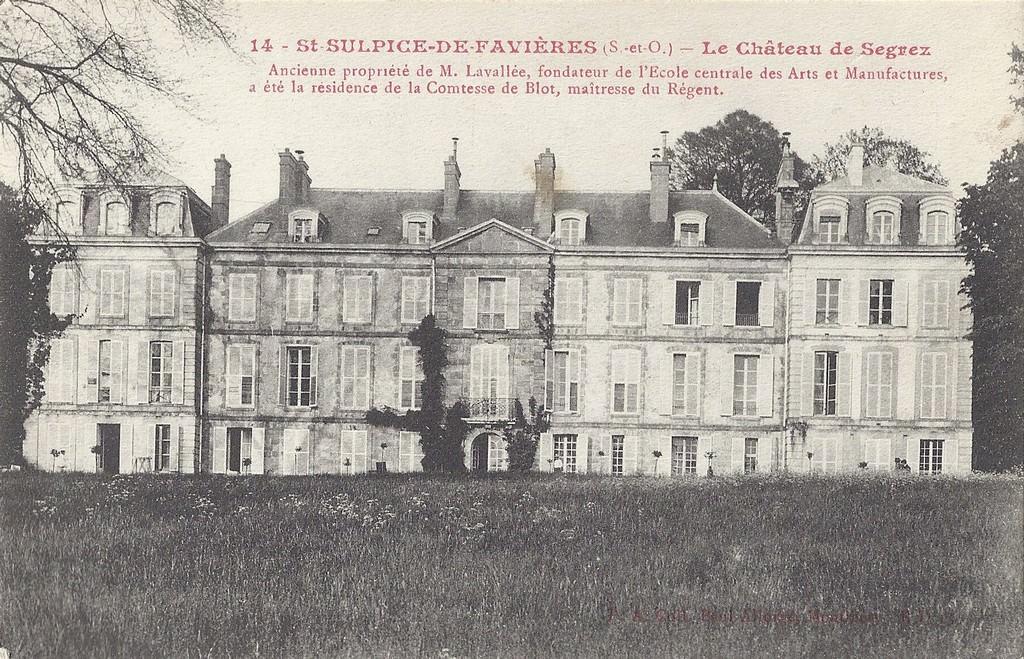 Saint sulpice de favi res 91 essonne cartes postales - Le comptoir des arts saint paul trois chateaux ...