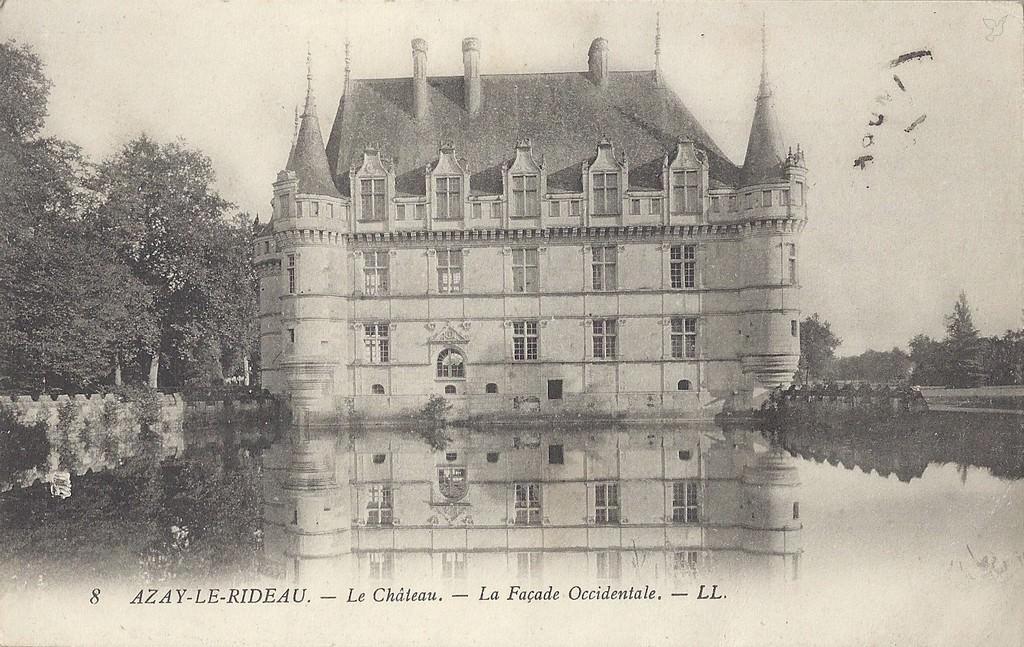 Azay le rideau 37 indre et loire cartes postales - Restaurant les grottes azay le rideau 37 ...