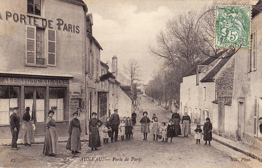auneau 28 eure et loir cartes postales anciennes sur