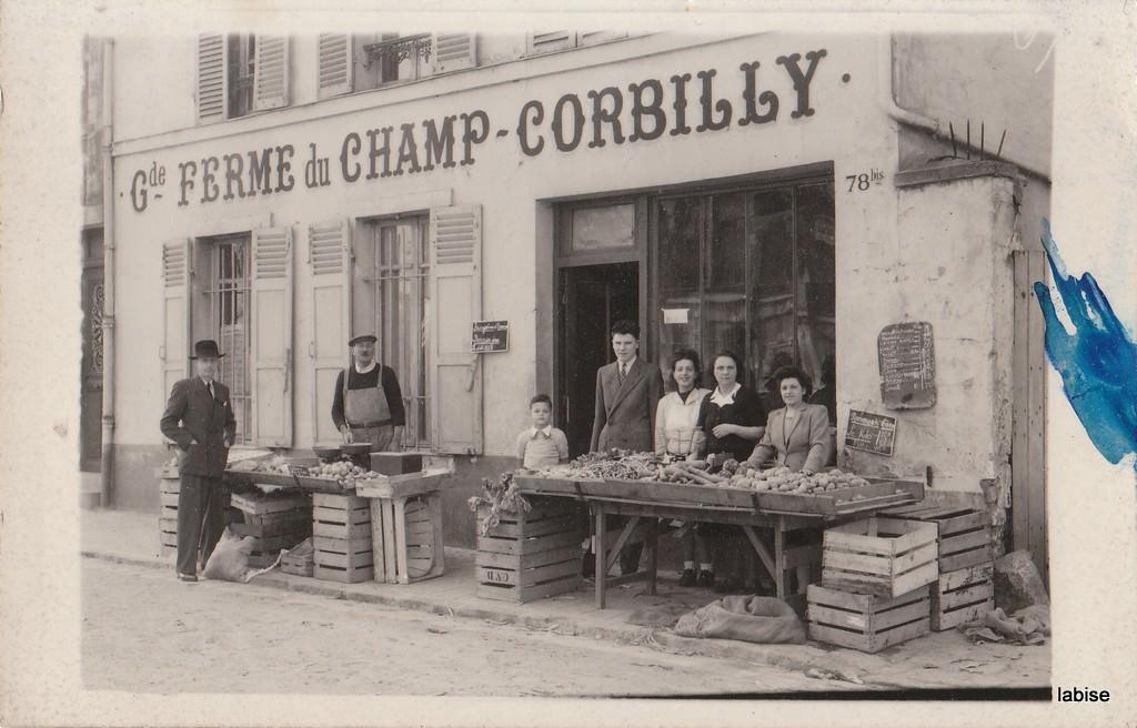 [Résolu Bojojo76] ferme Champ Corbilly à Maison Alfort