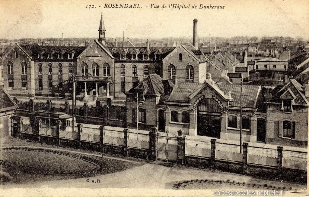 Rosendael : 59 - Nord | Cartes Postales Anciennes sur CPArama