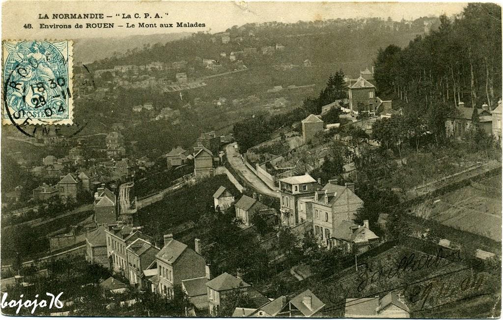 Mont saint aignan 76 seine maritime cartes postales for Piscine mt st aignan