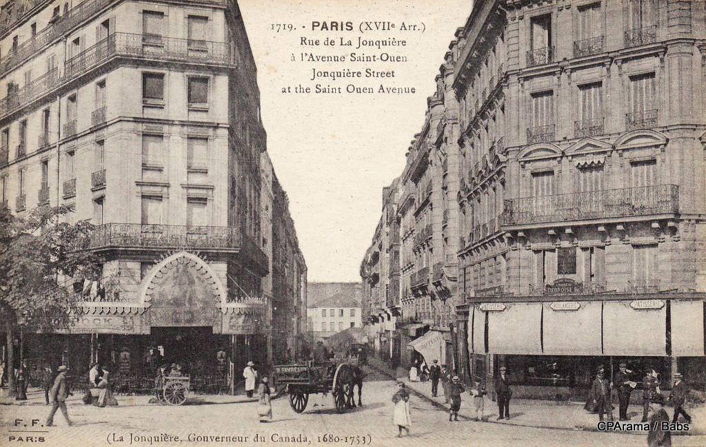 News De Paris Xviie Arr Page 4 Cartes Postales