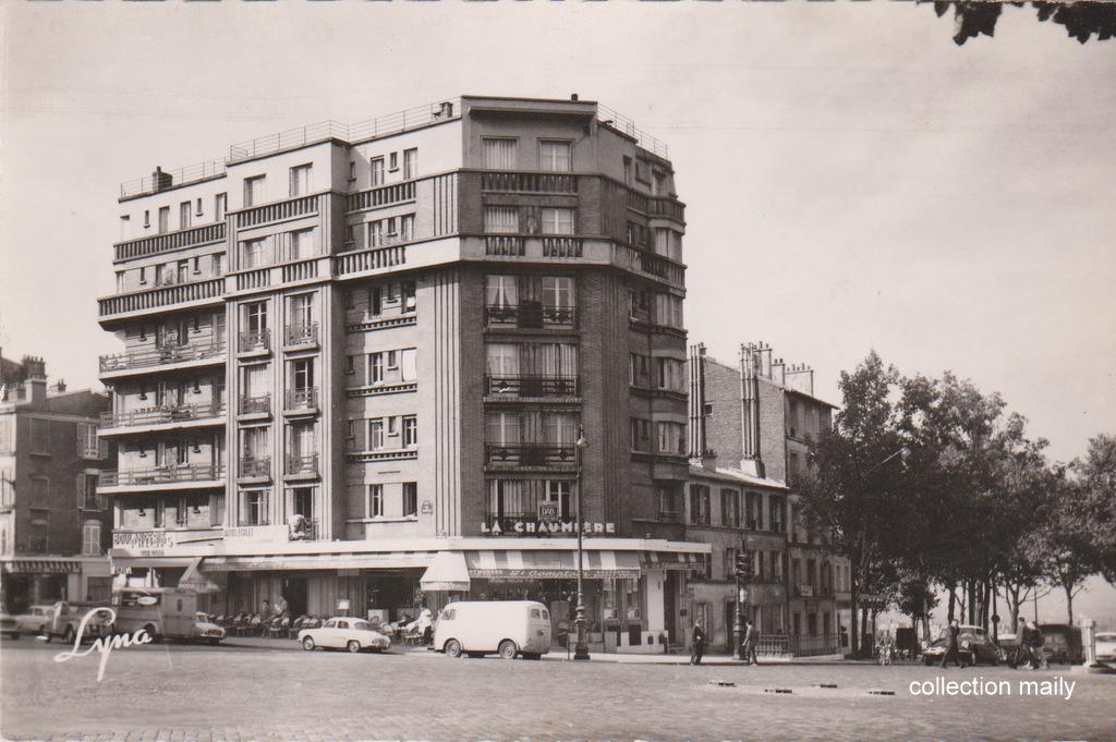 Hotel Paris Porte Des Lilas