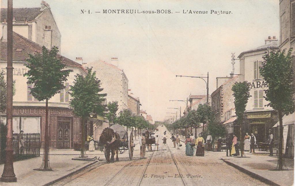 #MontreuilSousBois sur topsyone ~ Plan De Montreuil Sous Bois