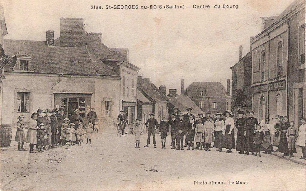 SaintGeorgesduBois ~ Saint George Du Bois