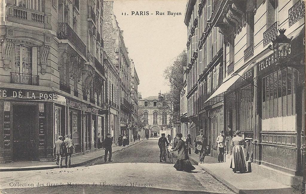 Rue Pouchet  Restaurant