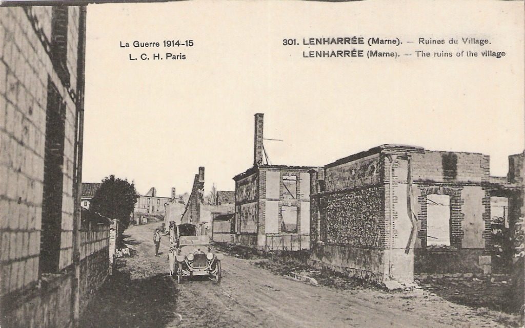 Lenharr e 51 marne cartes postales anciennes sur cparama for 51 haute marne