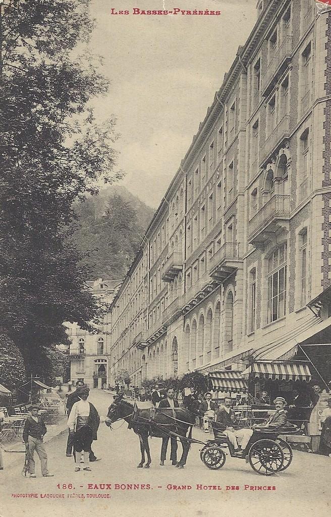 Eaux Bonnes Hotels Cparama Com