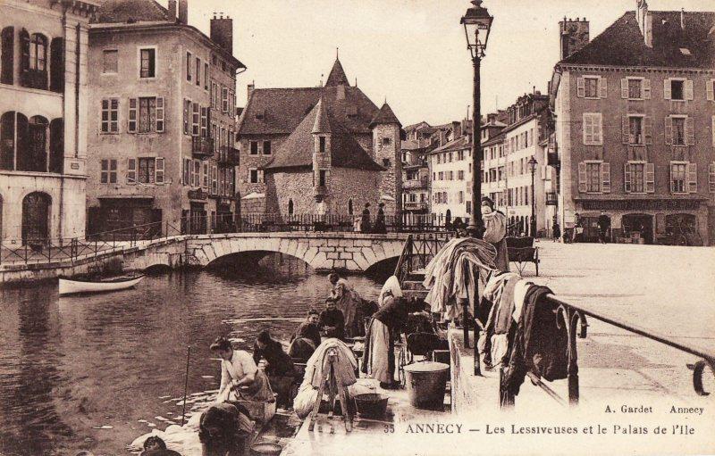 Annecy - CPArama.com