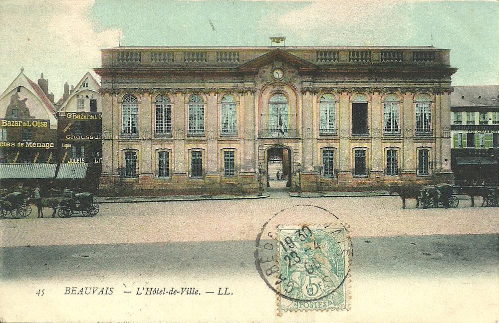 Beauvais 60 oise cartes postales anciennes sur cparama - Piscine tournesol beauvais ...