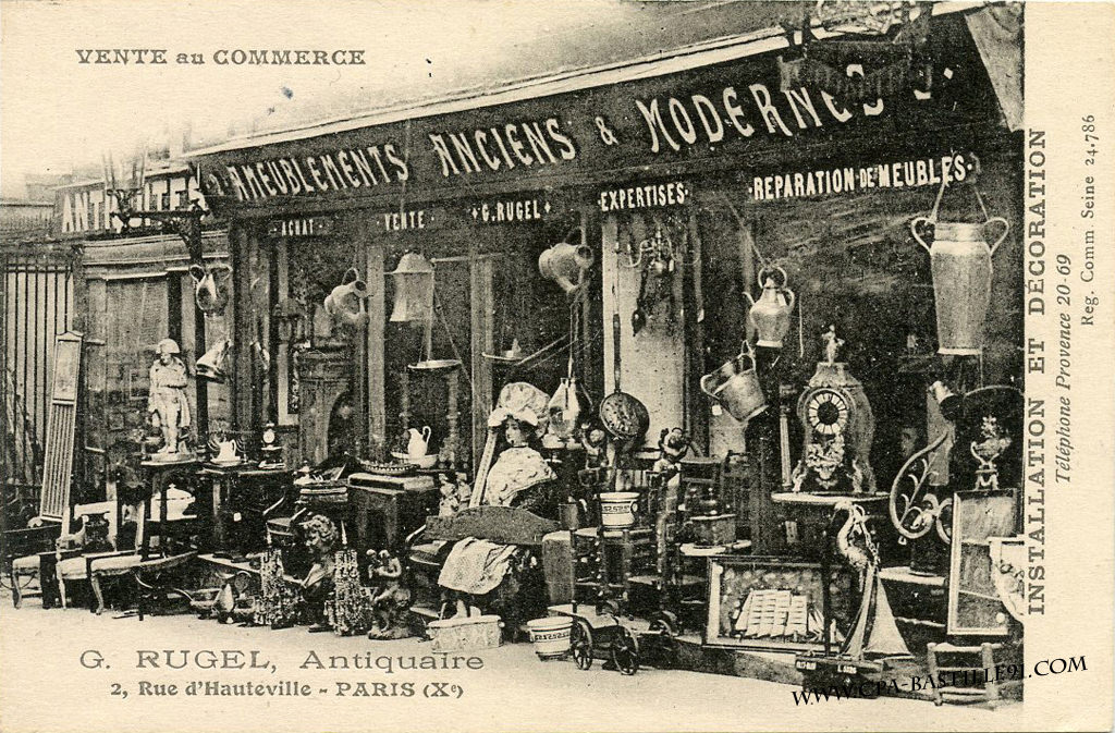 News De Paris Xe Arr Page 6 Cartes Postales Anciennes