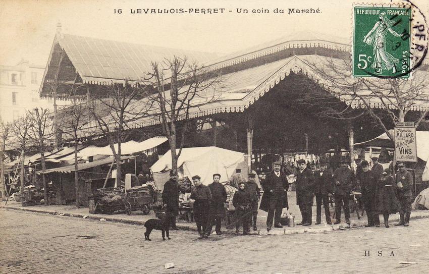Levallois Perret 92 Hauts De Seine Cartes Postales