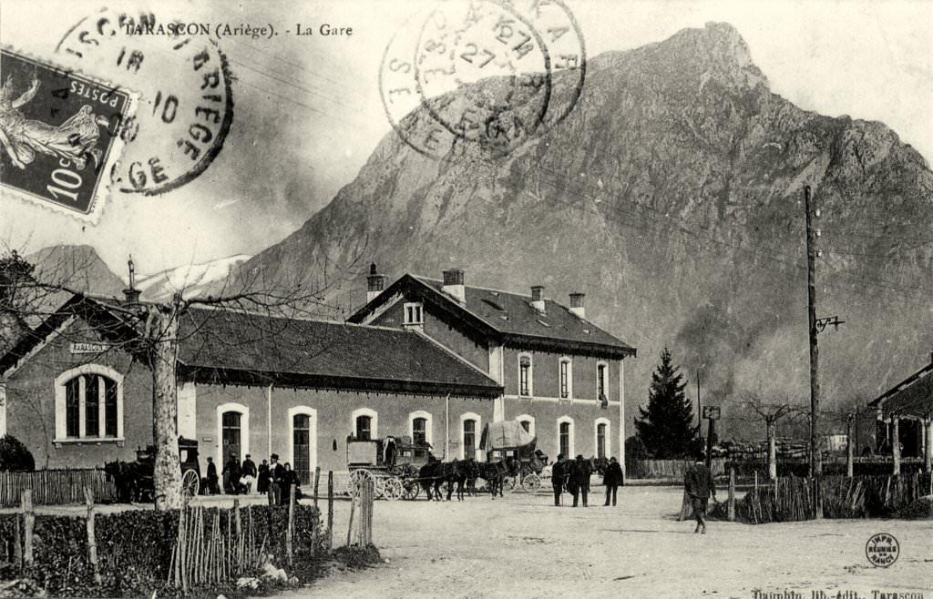 Gare de Tarascon sur Ariège