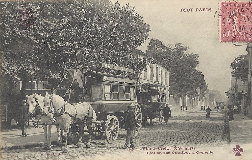 News De Paris Ve Arr Page 2 Cartes Postales Anciennes