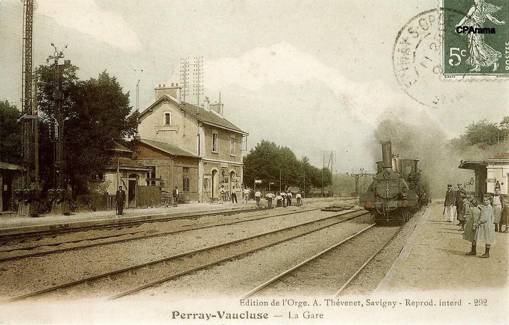 SainteGenevièvedesBois  91  Essonne  Cartes Postales  ~ Perray Vaucluse Sainte Genevieve Des Bois