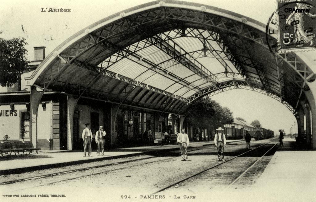 Gare de Pamiers