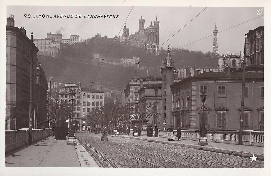 Extrêmement carte-postale-ancienne-Lyon. | LYON | Pinterest | Lyon, Cartes  YU57