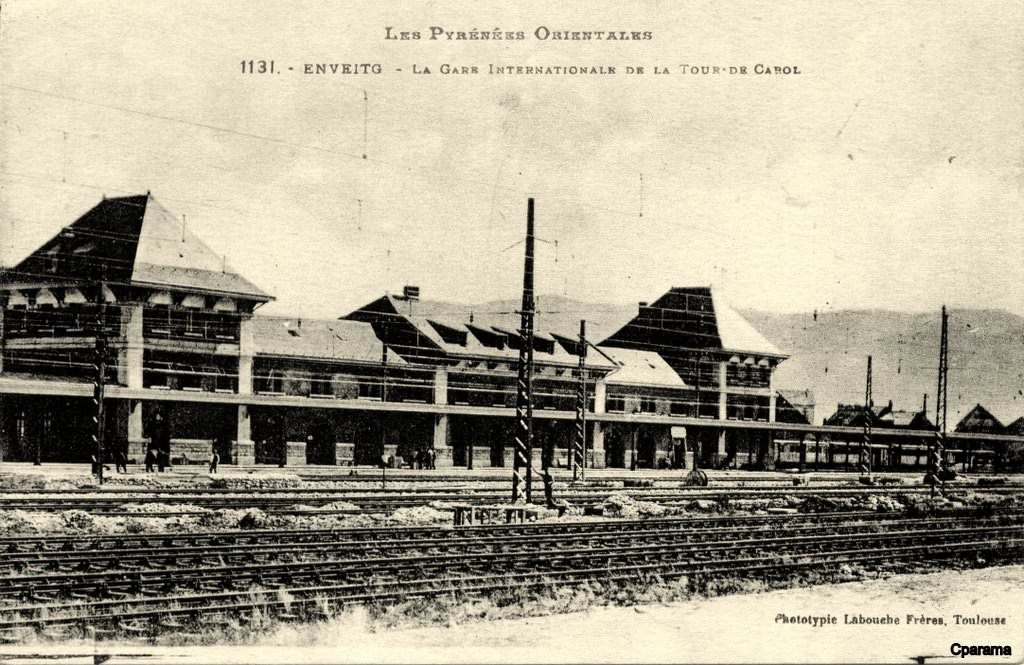 Gare de Latour de Carol