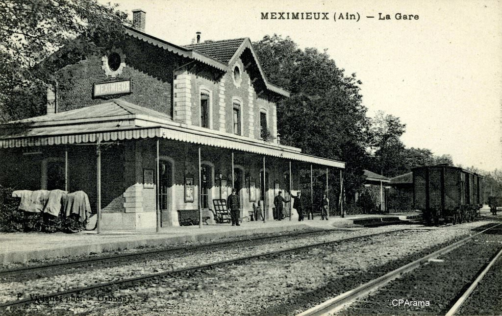 News de 01 ain page 9 cartes postales anciennes sur for Photographe clamart gare