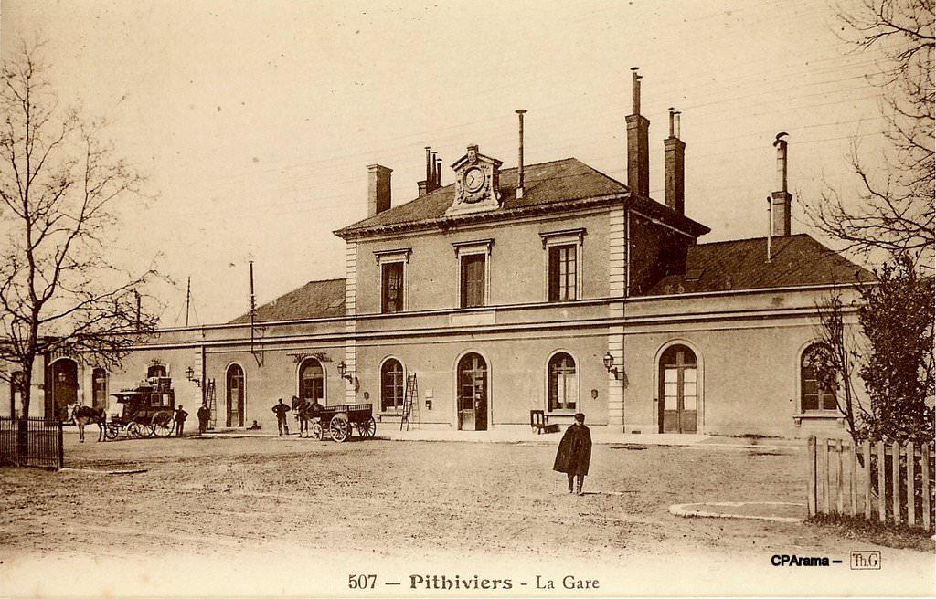 Pithiviers : 45 - Loiret - Page 3 | Cartes Postales Anciennes sur ...