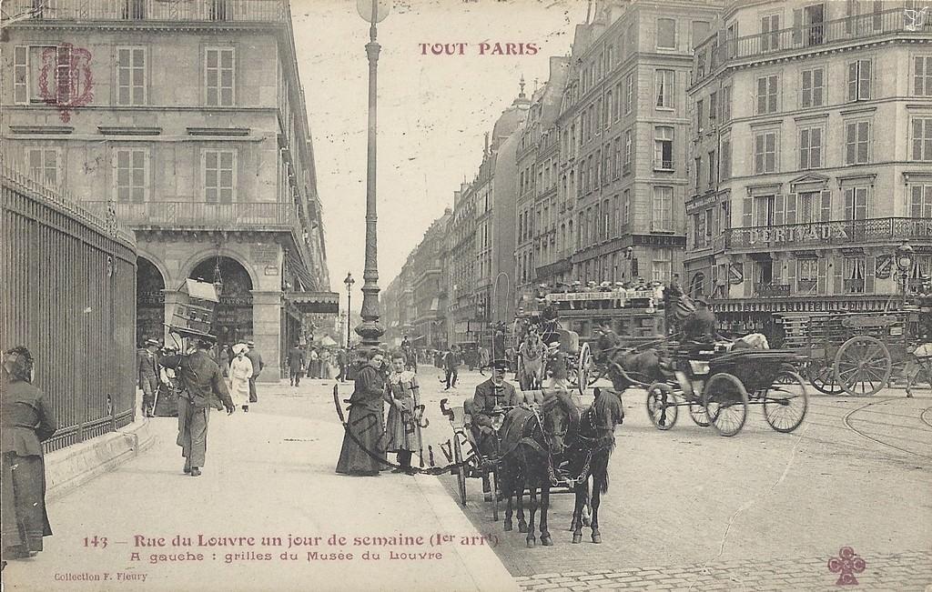 News De Paris Ier Arr Cartes Postales Anciennes Sur Cparama