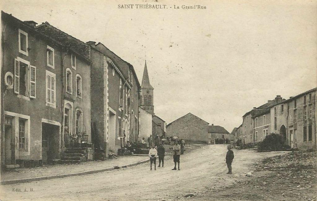 Saint thi bault 52 haute marne cartes postales for 52 haute marne